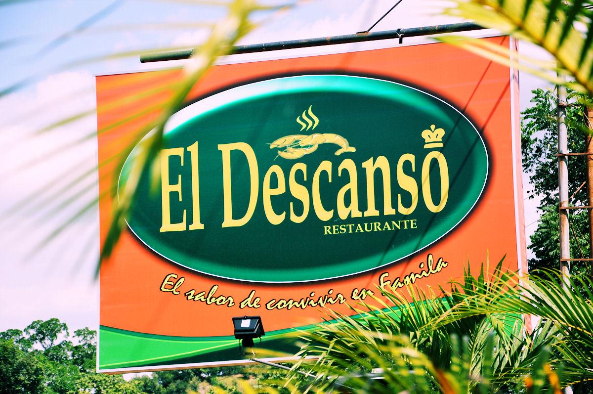 Restaurante El Descanso en El Jobo, Tlapacoyan