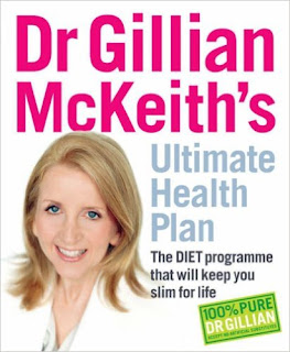 Gillian Mckeith, Nutrition