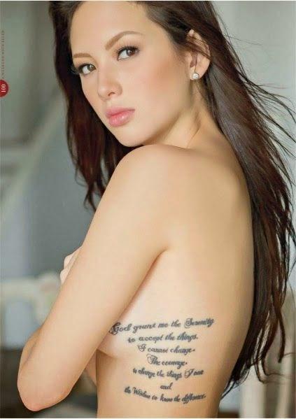 صور مميزة للممثلة الفلبينية  الين ادرنا 2