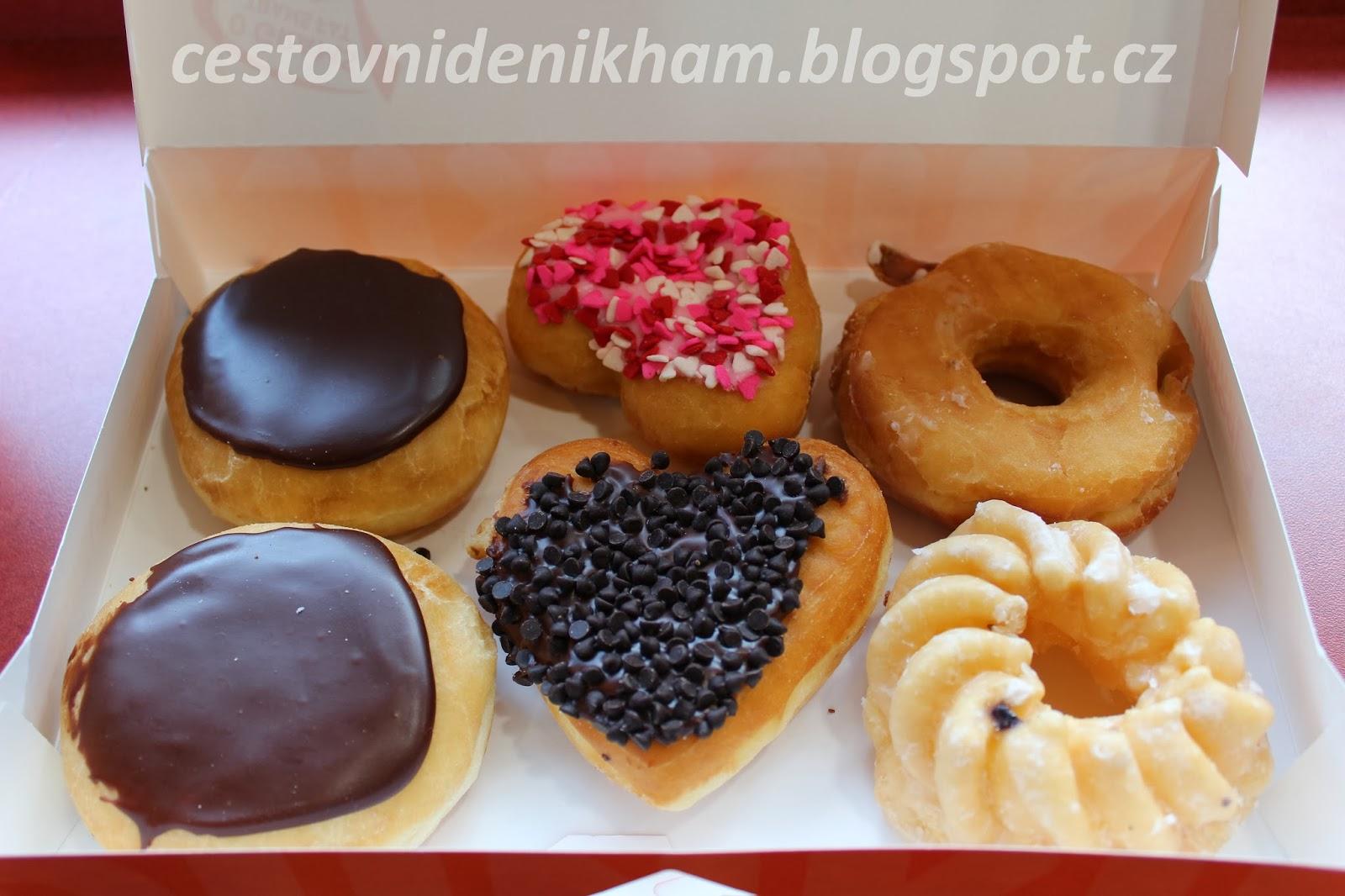 koblihy // donuts