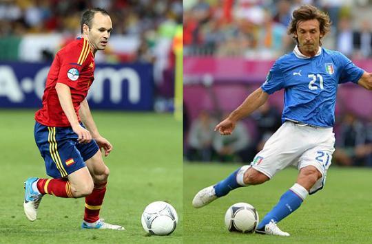 España vs Italia en vivo 2013