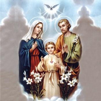 Resultado de imagem para Sagrada Família de nazaré gif