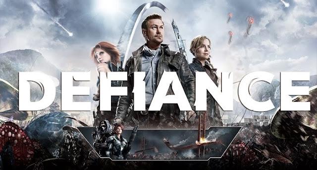 Defiance portada