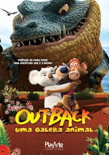 Outback  Uma Galera Animal Dublado