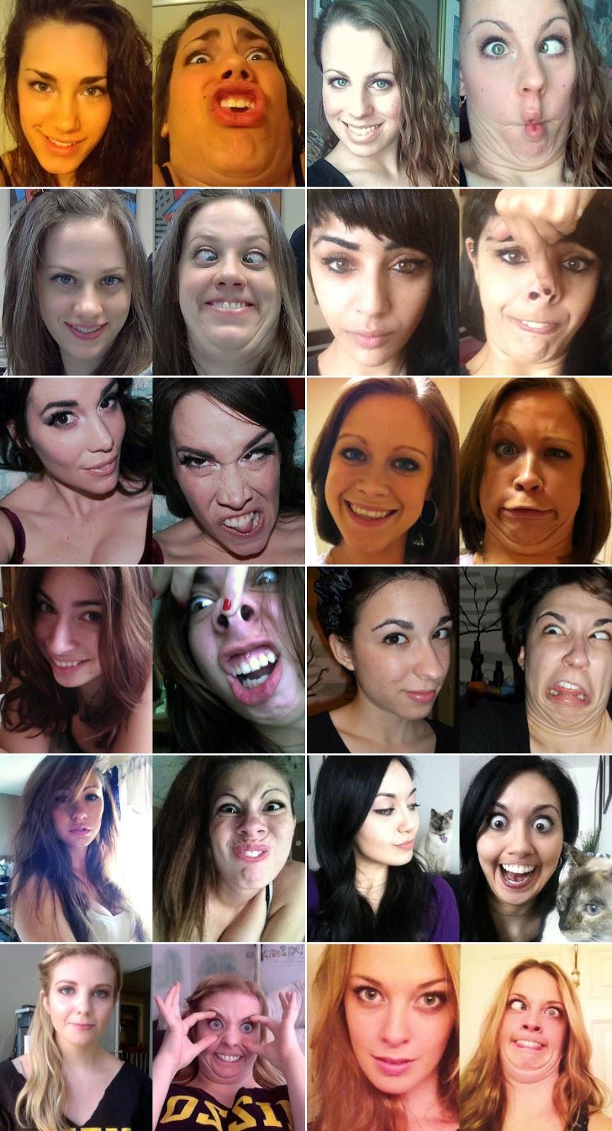 Cute Girls To Ugly Girls!