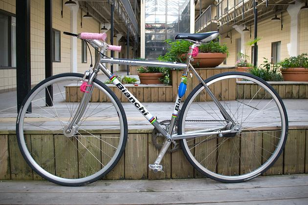 Un macetero para tu bicicleta son cosas m as - Bicicleta macetero ...