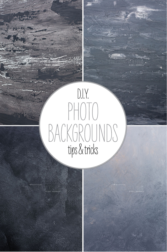 DIY Photo Backgrounds