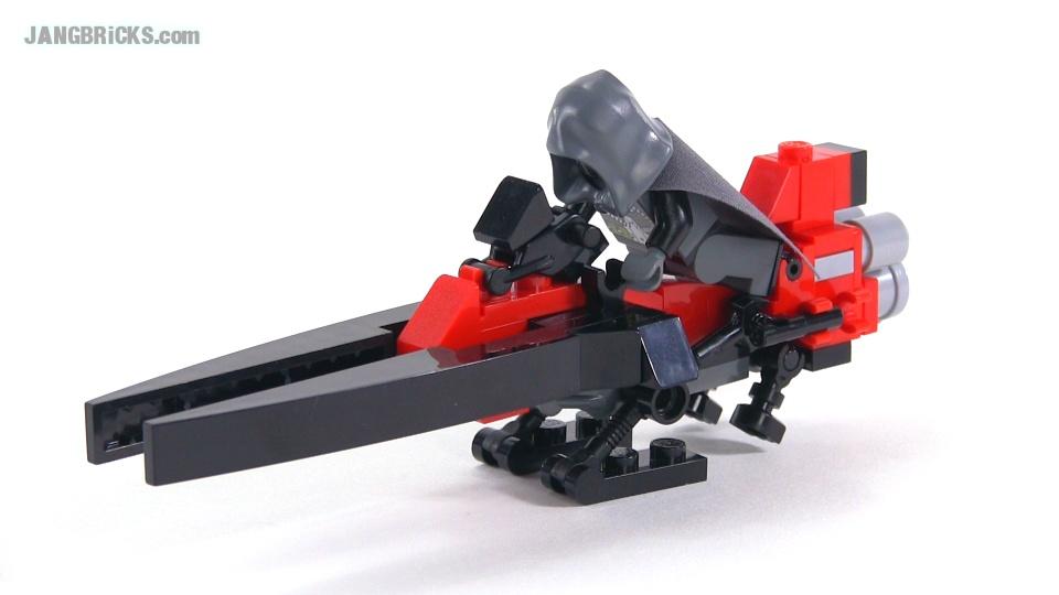 Lego Destiny Sparrow Speeder Moc