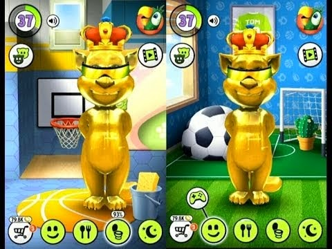 game my talking tom