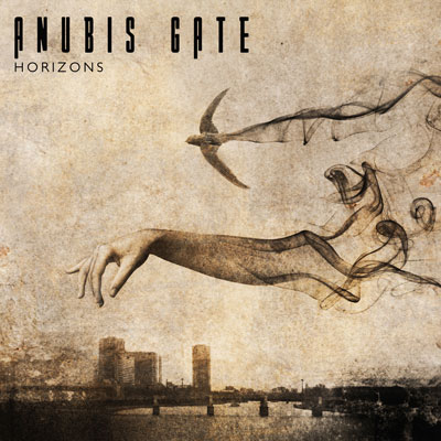 The 10 Best Album Cover Artworks of 2014: 05. Anubis Gate - Horizons