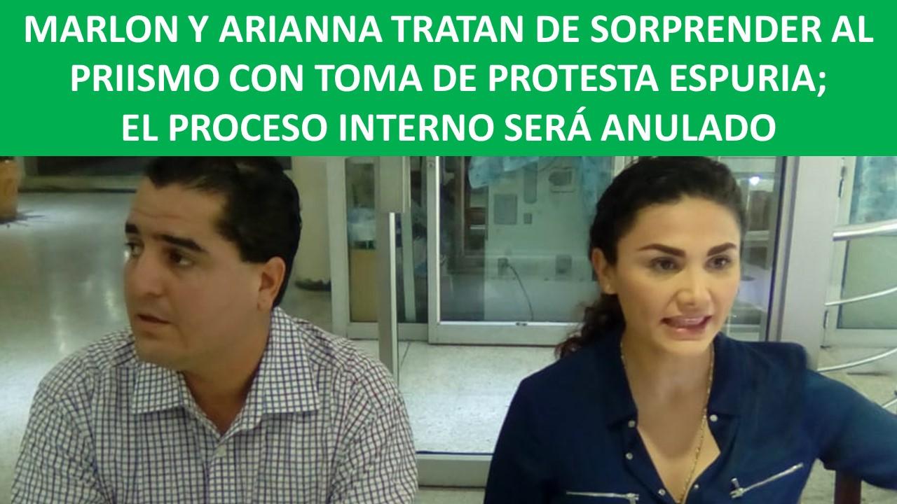PROCESO INTERNO SERÁ ANULADO