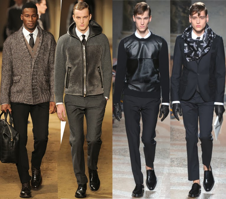 corneliani and les hommes fall 2014