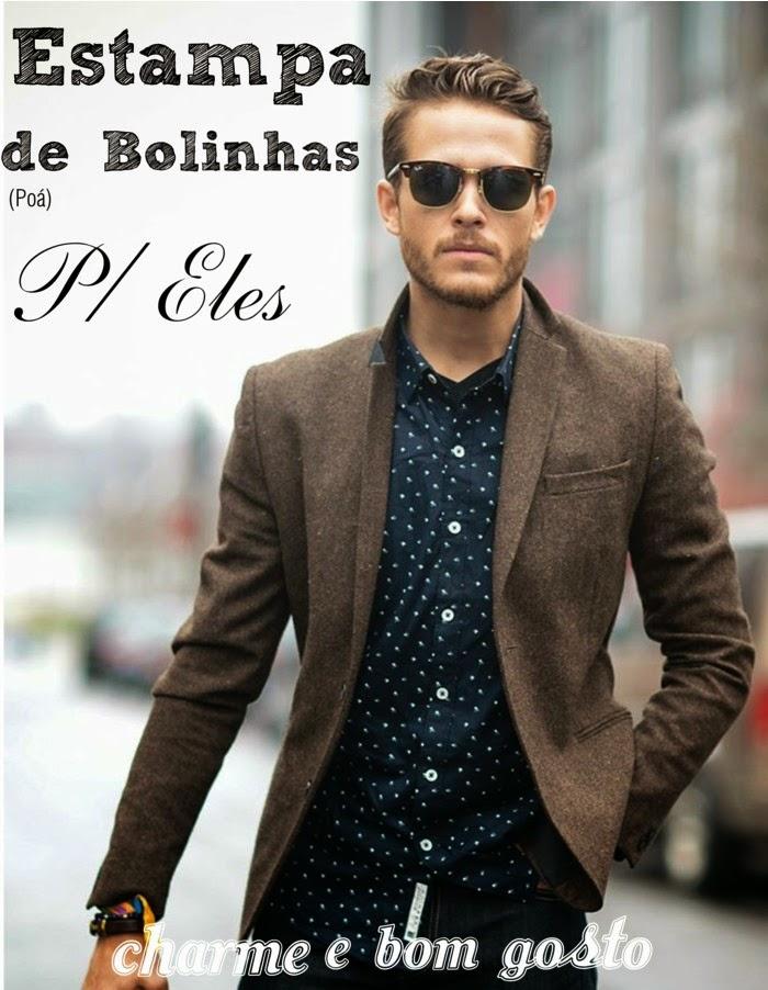 Polka Dots-Petit-pois-estampa poá-roupas masculinas-roupas-blusas da moda-roupas poá-roupas de bolinhas-estilos de roupas masculinas-moda masculinas