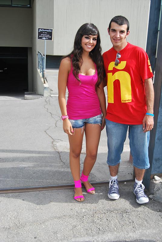 ¿Cuánto mide y pesa Cristina Pedroche? - Real height Cristina+Pedroche+%252810%2529