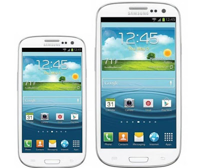 Samsung Galaxy S3 Mini Smartphone specifications