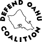 Defend Oahu Coalition - Keep the Country Country