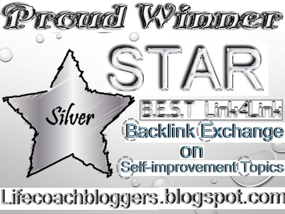 Win BEST Link4Link SILVER BADGE