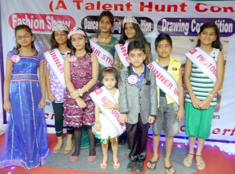 Dwarka Parichay News Info Services Fashion Show Held At