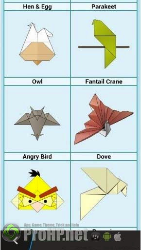 Origami Diagram v3.4 BlackBerry 10