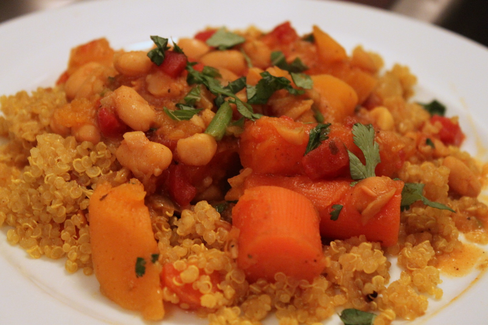 Hungry Mommas: Moroccan Winter Squash & Carrot Stew with ...