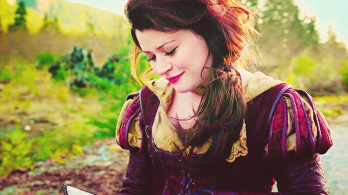 Princesse Belle Once Upon a Time