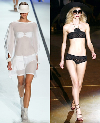Swimwear Trends for Summer 2012|Bandeau
