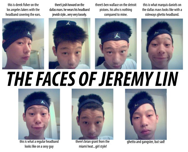 Just Jeremy Lin Before the NBA