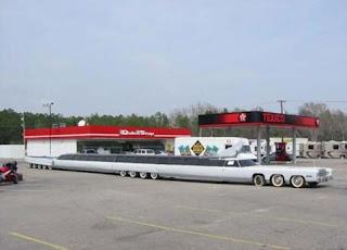 Cea mai lungă limuzină din lume