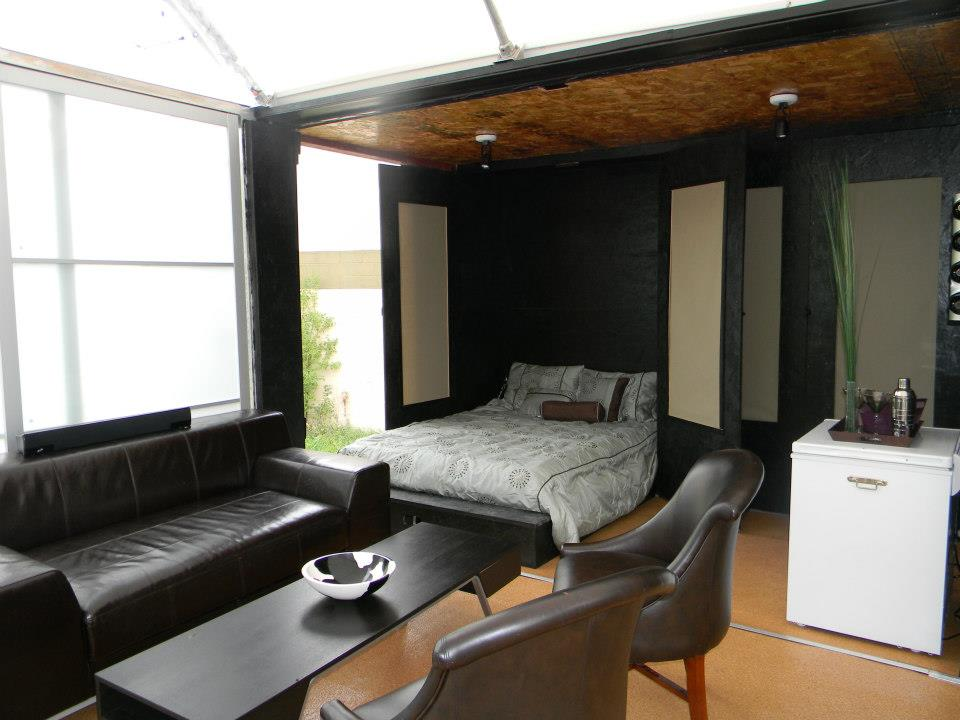 Shipping container homes october 2012 - Container home interiors ...