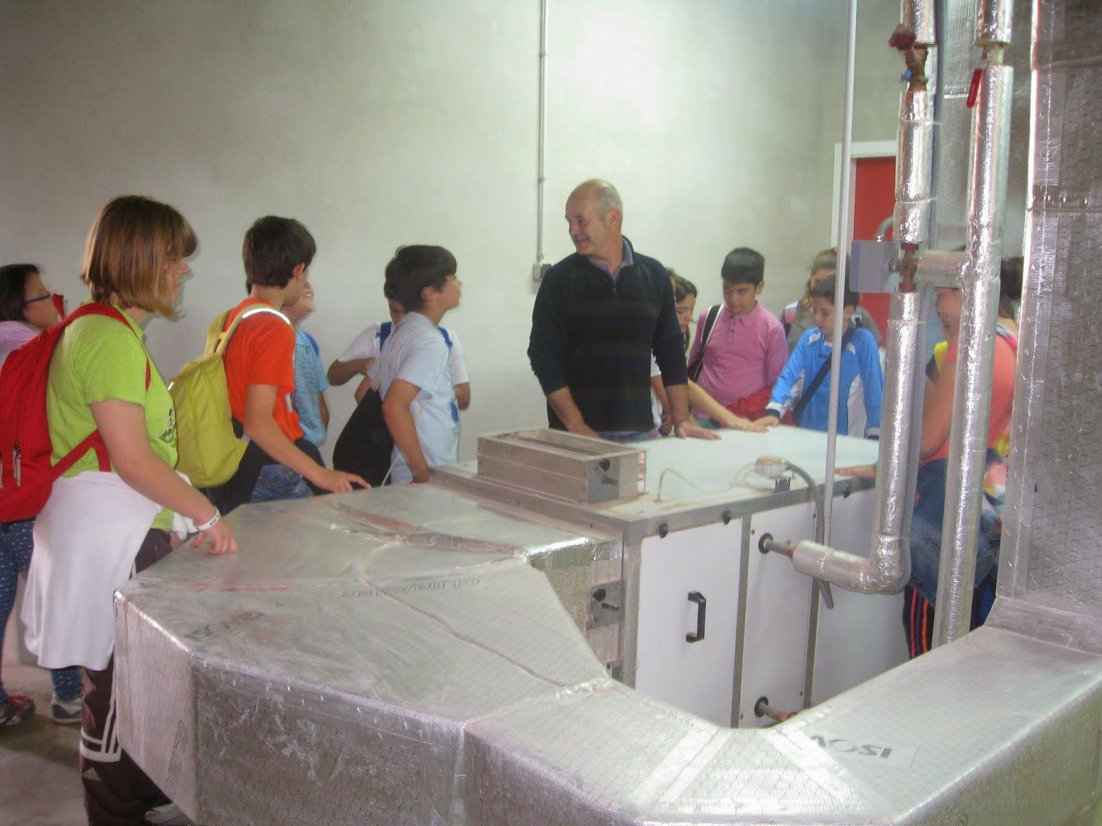 Ceip santa ana madridejos visita a la piscina cubierta for Piscina cubierta madridejos