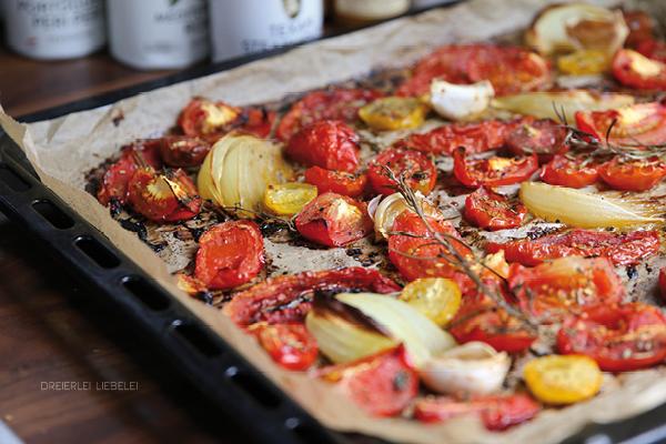 Tomatensauce aus dem Ofen Thermomix