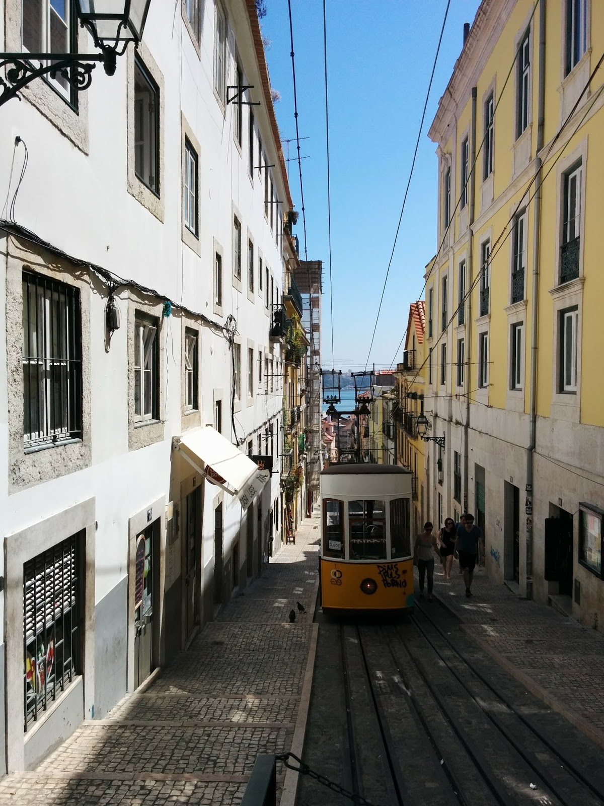 Lisbon travel blogging