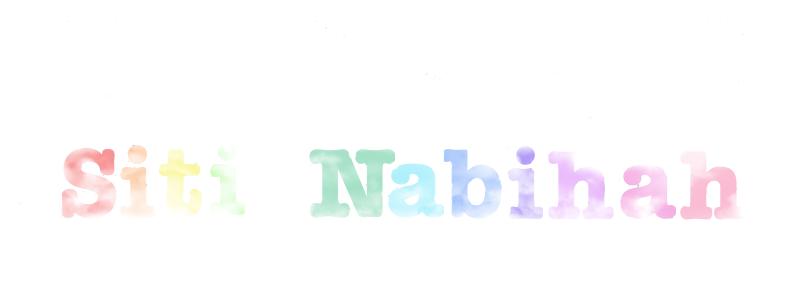 Siti Nabihah