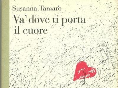 Amore romantico libri e poesie - Susanna tamaro va dove ti porta il cuore frasi ...