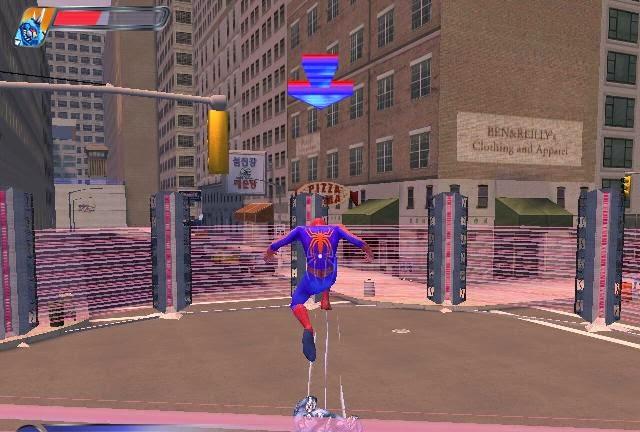 Spider Man 2 PC Games Gameplay