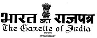 Gazette Notification dated 26.07.16