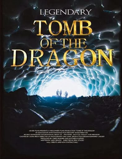 Poster de Legendary: Tomb of the Dragon (2013)