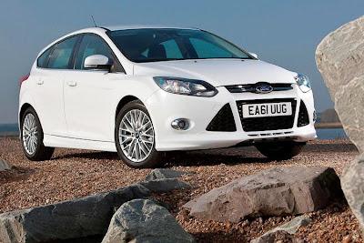 2012 Ford Focus Zetec S Performence