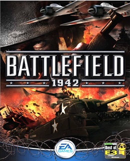 Battlefield 1942 PC Box