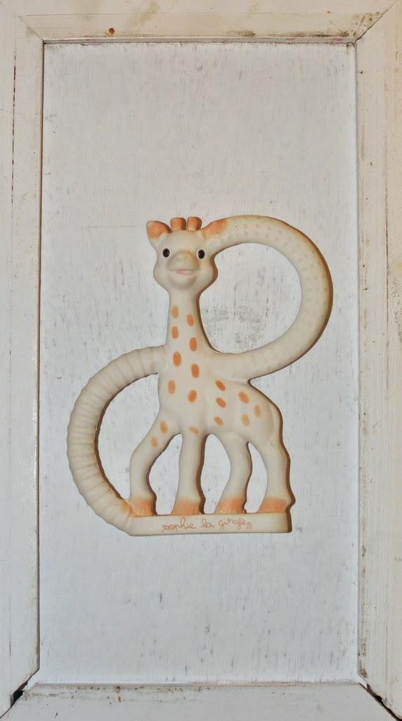 gryzaczek żyrafka sophie