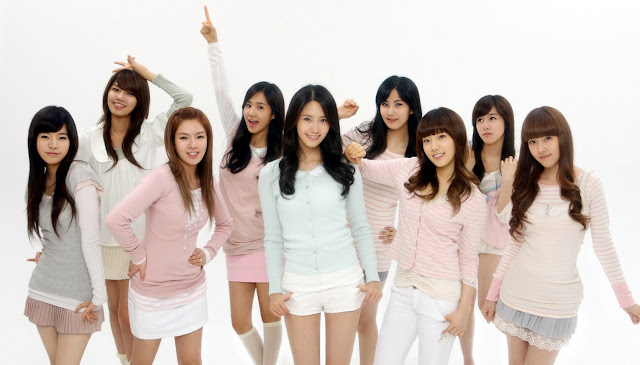 Profil SNSD aka Girls Generation | Foto & Wallpaper ~ Korea Vaganza