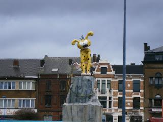 Marsupilami Charleroi