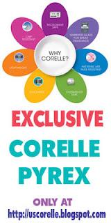 Corelle & Pyrex