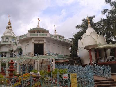 ISCON temple Bhubaneswar