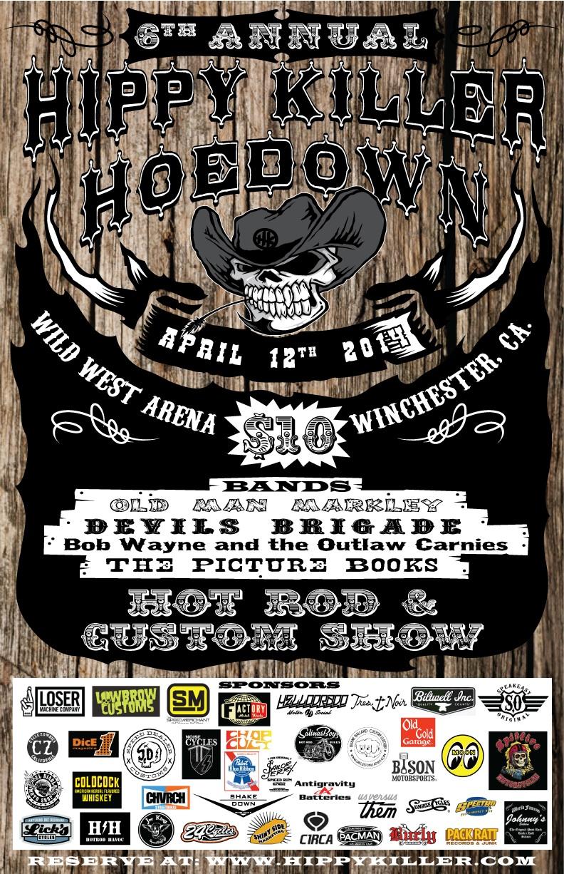 Hippy Killer Hoedown 6