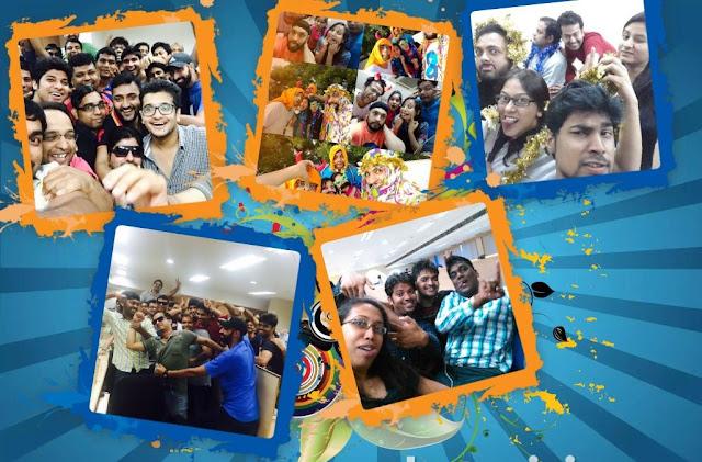 SynapseIndia Employee Groufie Contest