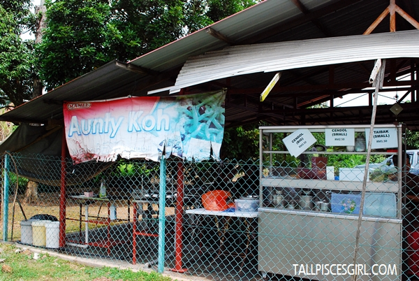 Aunty Koh Cendol shop