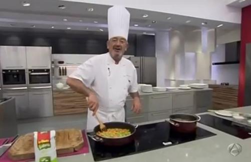Zapping de ereaga karlos argui ano en tu cocina for Como cocinar jabali arguinano