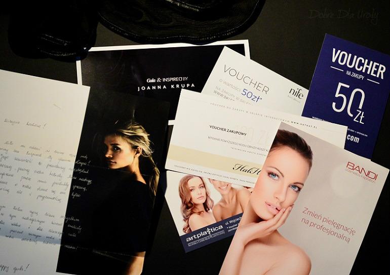 Gala & InspiredBy Joanna Krupa - vouchery