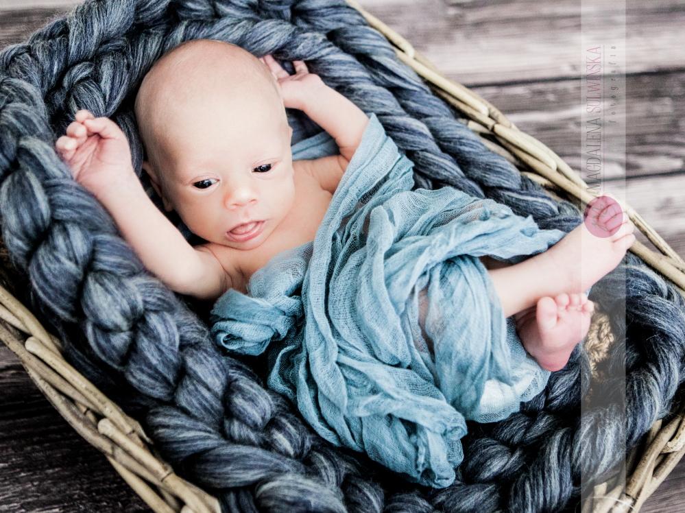 Fotografia noworodkowa Olsztyn
